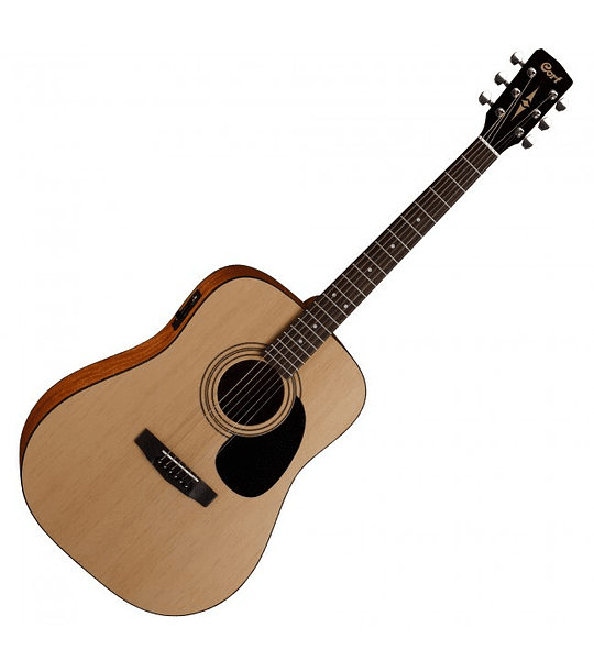 Guitarra Electroacústica Open Pore Cort AD810E-OP