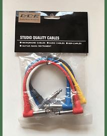 Set cable corto