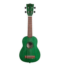 Ukelele Kala Soprano Fern Green