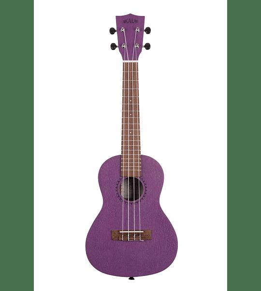 Ukelele Kala Concierto Royal Purple