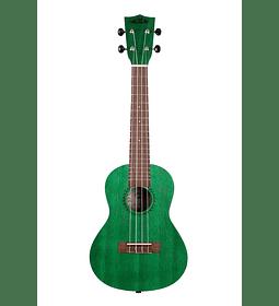 Ukelele Kala Concierto Fern Green