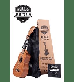 Pack Kala - Uke + Funda + Instructivo