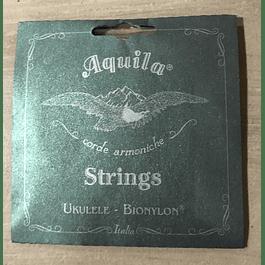 Set cuerdas Aquila Ukelele Bio Nylgut
