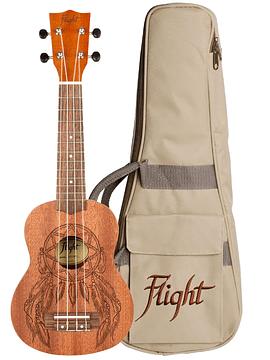 Ukelele Soprano FLIGHT Atrapasueños