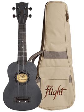 Ukelele Flight soprano BLACKBIRD