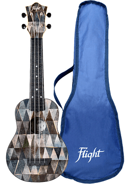 Ukelele Flight TRAVEL Arcana