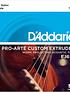 Cuerdas Daddario (Tenor) clear nylon
