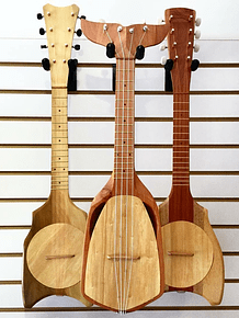 Ukeleles Asonu Ballena Tahitiano (4 cuerdas)