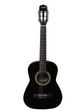 Guitarra Acústica para Niñ@s Bilbao BIL-12-BK