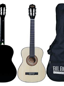 Guitarra Clásica 3/4 Bilbao BIL-34-NT