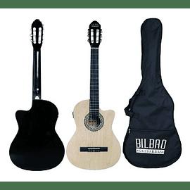 Guitarra Electroacústica Bilbao BIL-600CE-NT