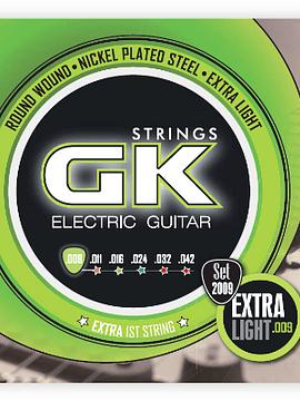 Cuerdas GK 2009 / Medina Artigas