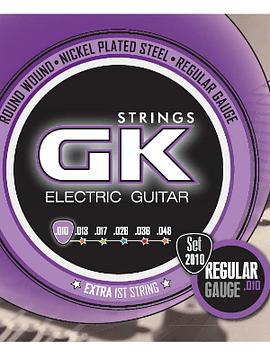 Cuerdas GK 2010 / Medina Artigas
