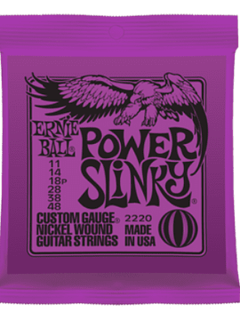 ENCORDADO GUITARRA ELECTRICA 2220 ERNIE BALL