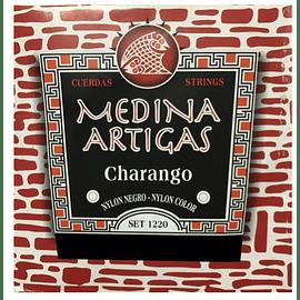 Cuerdas de Charango Medina Artigas A1220
