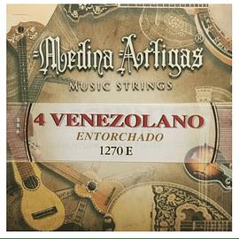 Cuerdas de Cuatro Venezolano Medina Artigas 1270e