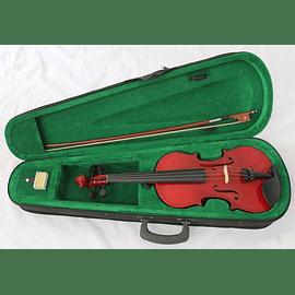 Violin Concierto 3/4 Cippriano con estuche + Accesorios