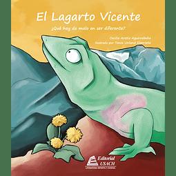 El lagarto Vicente