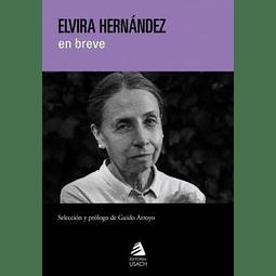 Elvira Hernández. Poesía en breve