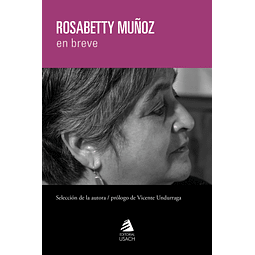 Rosabetty Muñoz poesía en breve
