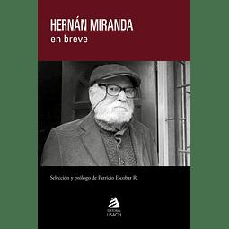 Hernán Miranda poesía en breve