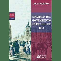 Ensayistas del movimiento literario de 1842