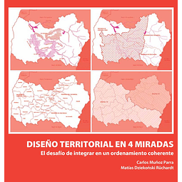 Diseño territorial en 4 miradas