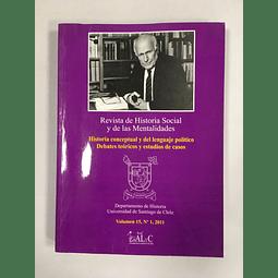 Revista de Historia Social y de las Mentalidades. Volumen 15 nº1 2011