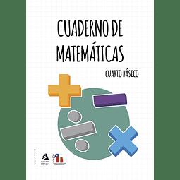 CMAT: cuaderno de matemáticas 4to básico