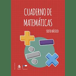 CMAT: cuaderno de matemáticas 6to básico