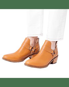 Zapato argolla CAMEL