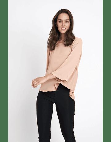 Blusa Maidalena palo rosa