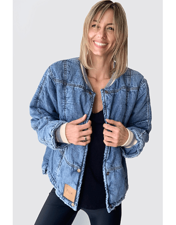 CHAQUETA JEANS ANDROS