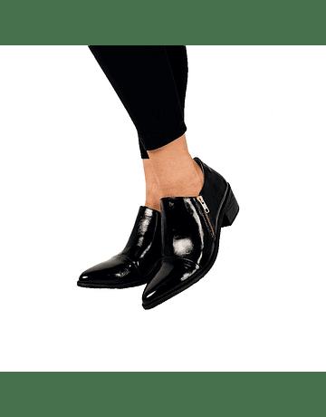 Zapato Clara cierre al costado