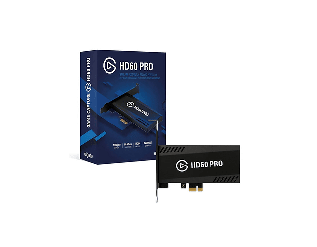 EL GATO HD 60 PRO / CAPTURADORA - PCIE / 1080P - 60 FPS