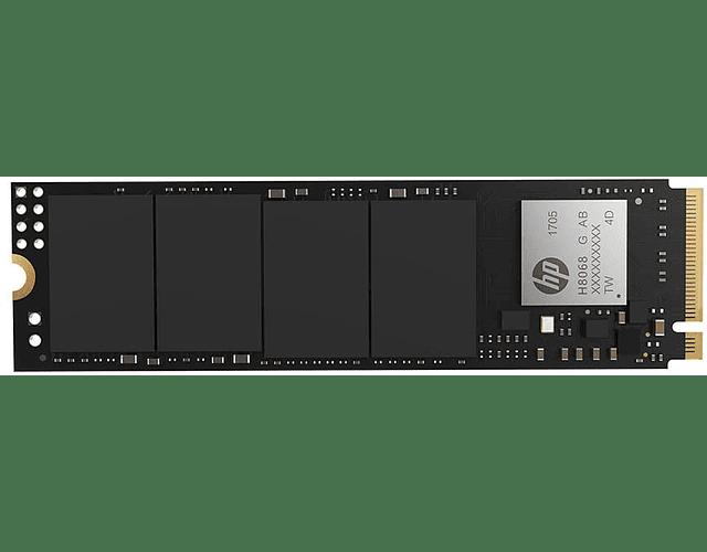 SOLIDO (M2) NVMe 500GB - HP EX900