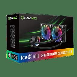 LIQUIDA ICE CHILL 240 ARGB - GAMEMAX
