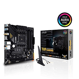 B550M TUF PLUS GAMING WIFI - ASUS / AMD RYZEN
