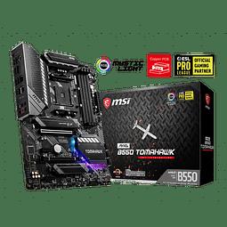 B550 MAG TOMAHAWK - MSI / AMD RYZEN