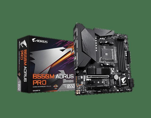 B550M AORUS PRO - AMD RAYZEN