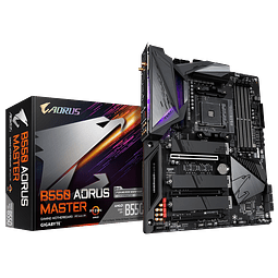 B550 AORUS MASTER WIFI - AMD RYZEN
