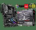 B550 MPG GAMING EDGE WIFI - MSI / AMD RAZEN