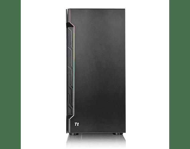 H200 BLACK RGB VID.TEMP. - THERMALTAKE