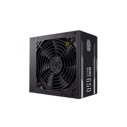 FUENTE REAL 650W 80P WHITE - COOLER MASTER