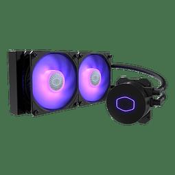 LIQUIDA MASTER 240L V2 RGB - COOLER MASTER