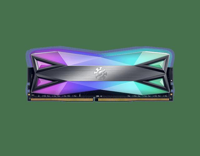 MODULO 8GB (3600 MHZ) CRYSTAL RGB - XPG
