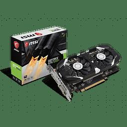 GTX 1050 TI OC DUAL 4GB - MSI