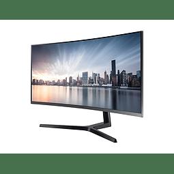 "SAMSUNG 34"" 2K CURVO (100HZ-4MS-HDMI-D.P)"