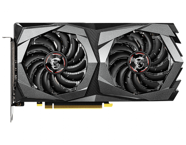 GTX 1650 GAMING X  4GB - MSI