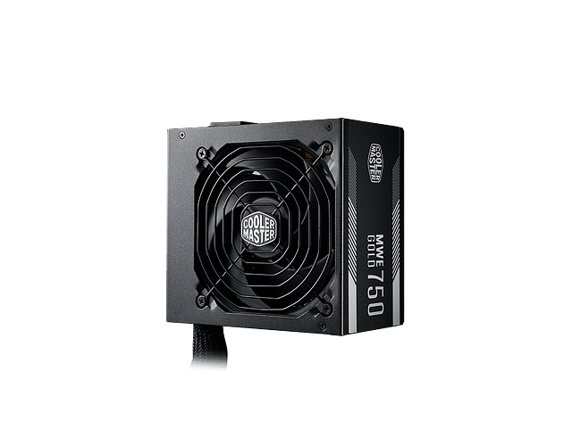 FUENTE REAL 750W 80P GOLD - COOLER MASTER